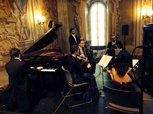 Stefano Ligoratti in concerto con i Solisti Laudensi